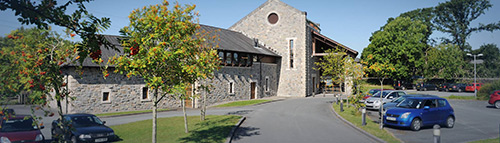 National Park Offices, Penrhyndeudraeth